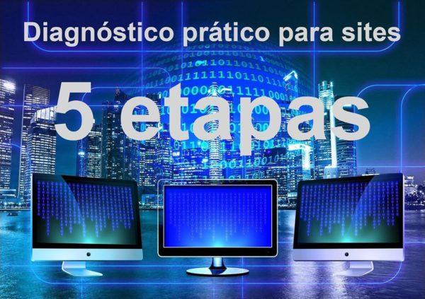 Diagnóstico prático para sites